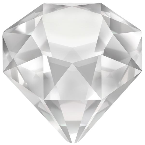 Swarovski 4928 Tilted Chaton Fancy Stone Crystal 12mm