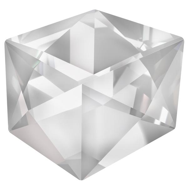 Swarovski 4933 Tilted Dice Fancy Stone Crystal 19mm