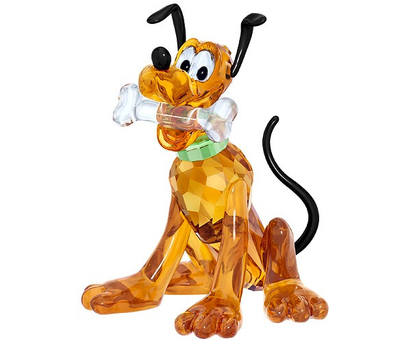 Swarovski Collections Pluto With Bone Figurine