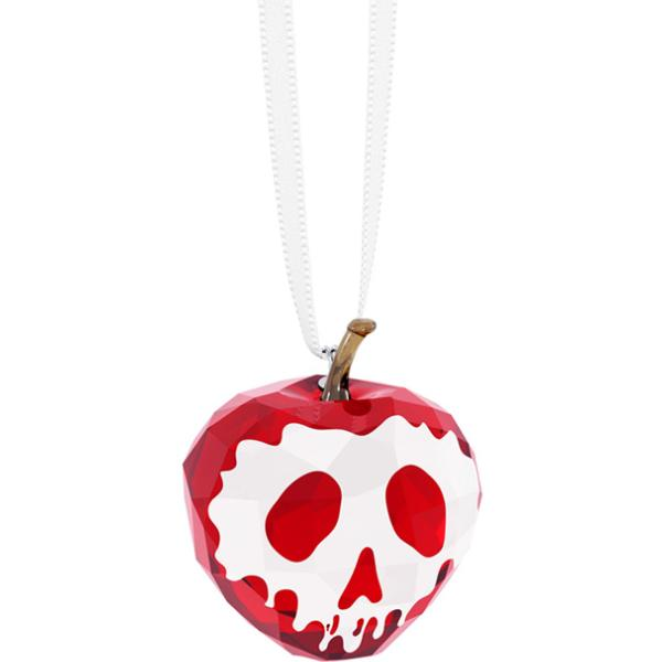 Swarovski Collections Poisoned Apple Ornament