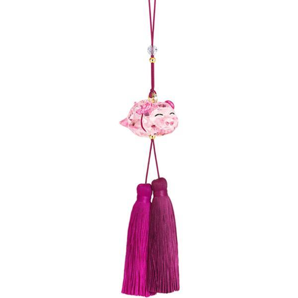 Swarovski Collection Pig Ornament
