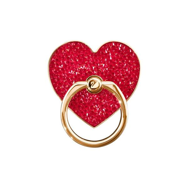 Swarovski Collections Smartphone Sticker, Glam Rock Ring, Red Mixed Plating
