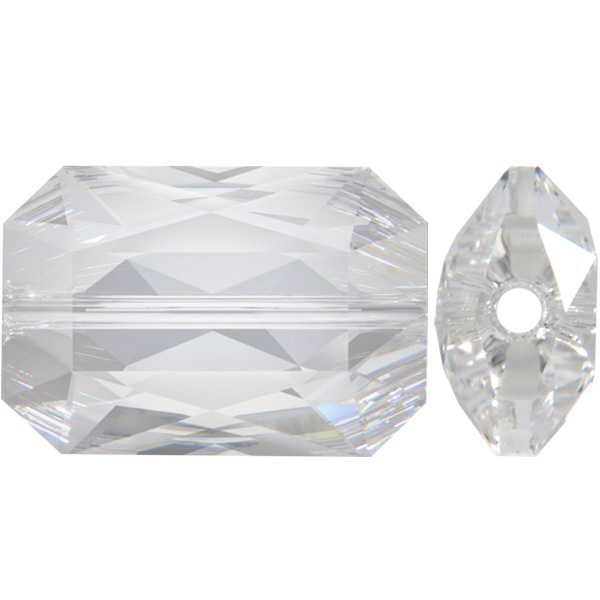 Swarovski 5515 Emerald Cut Bead Crystal 14x9.5mm
