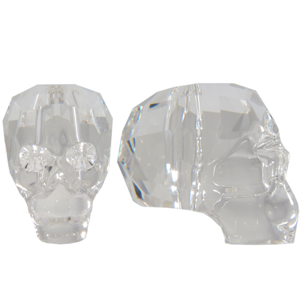 Swarovski 5750 Skull Bead Crystal 19mm