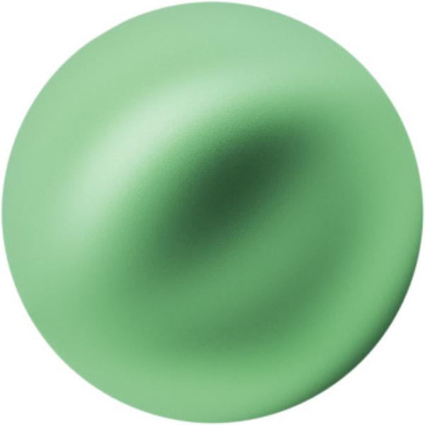 Swarovski 5810 Round Pearl Bead Eden Green 6mm