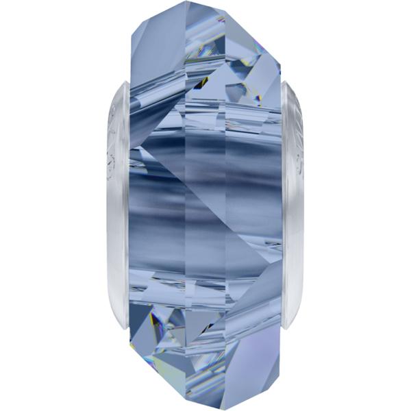 Swarovski 5929 BeCharmed Fortune Bead Denim Blue 14mm