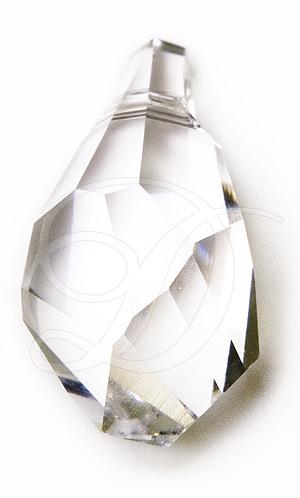 Swarovski 6015 Polygon Drop Pendant Crystal 13mm