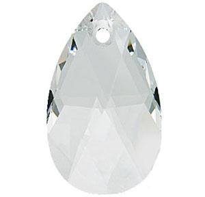 Swarovski 6106 Pear Shaped Pendant Crystal 22mm