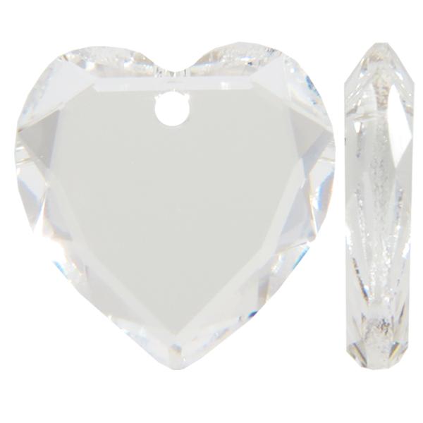 Swarovski 6225 flat heart pendant crystal 10mm dreamtime creations swarovski 6225 flat heart pendant crystal 10mm mozeypictures Gallery