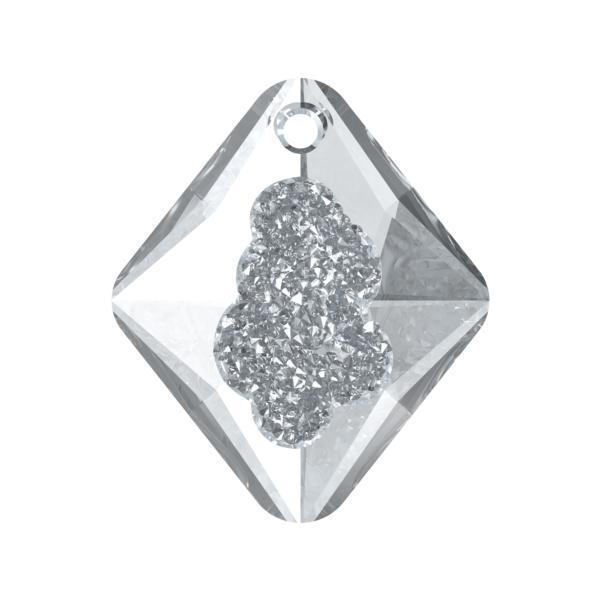 Swarovski 6926 Growing Crystal Rhombus Pendant Crystal 26mm