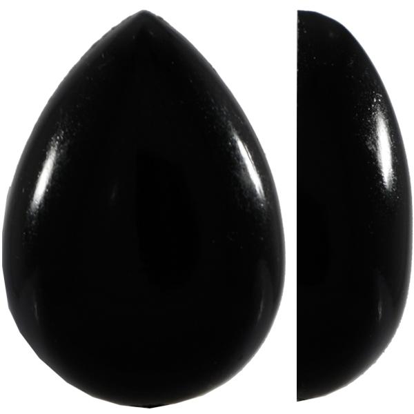 Acrylic Lead Free Pear Shaped Rhinestones