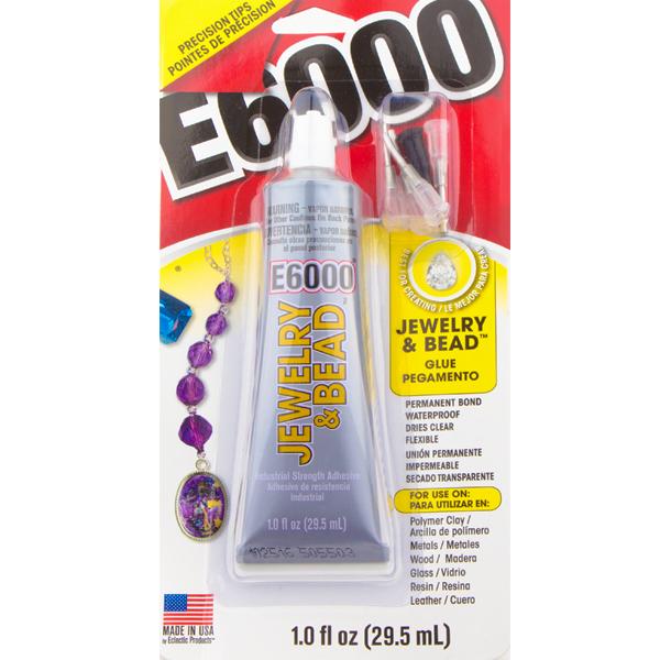 Jewelry & Bead E6000 1 Ounce
