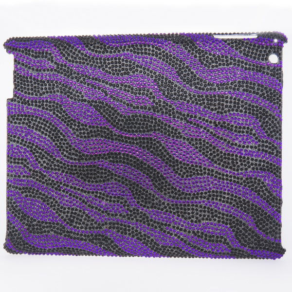 Rhinestoned iPad Case for 2 & 3