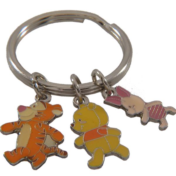 DISNEY Walking Baby Winnie Keychain