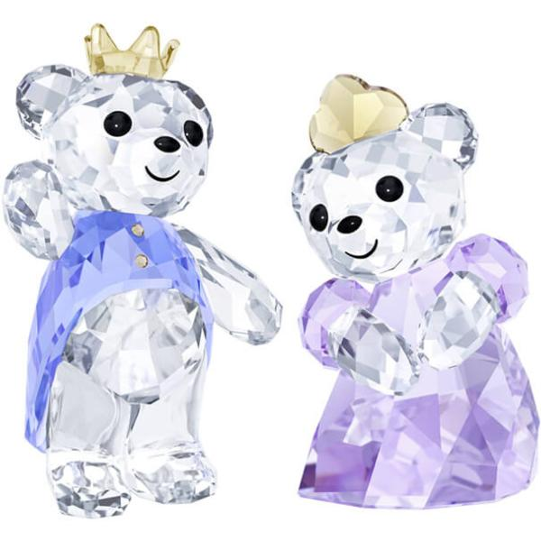 Swarovski Collections Kris Bear Prince & Princess