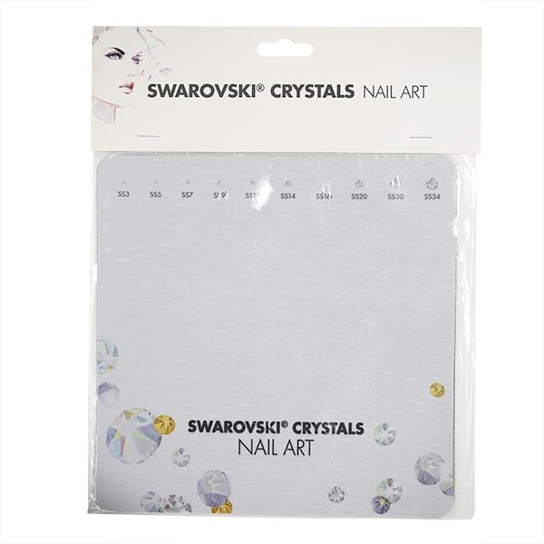 Swarovski Crystals Nail Art Application Mat | Dreamtime Creations