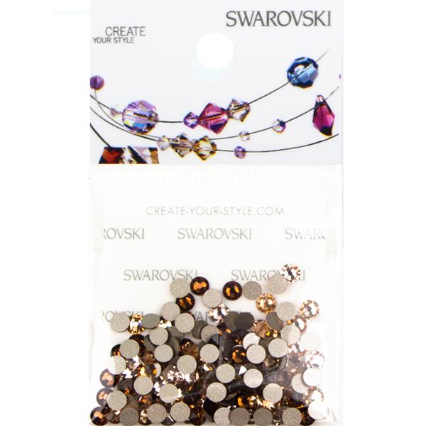 Swarovski Natural Wonders 2088 SS12 Flat Back Mix - 144 pcs