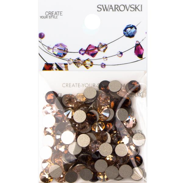 Swarovski Natural Wonders 2088 SS20 Flat Back Mix - 144 pcs
