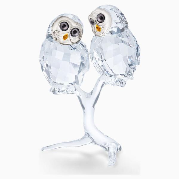 Swarovski Collections Owl Couple