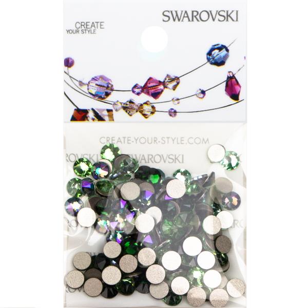 Swarovski Boreale Forest 2088 SS16 Flat Back Mix - 144 pcs