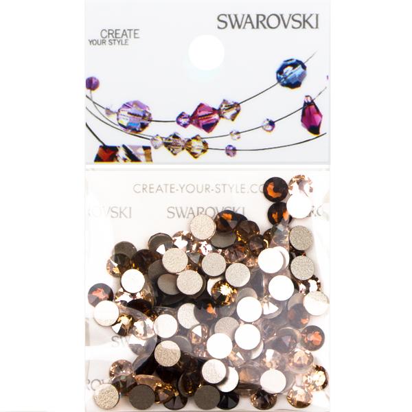 Swarovski Natural Wonders 2088 SS16 Flat Back Mix - 144 pcs