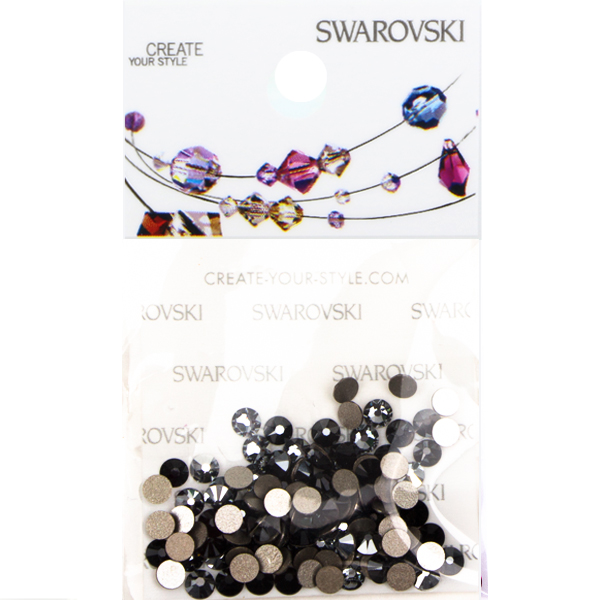 Swarovski Reflections of the Night 2088 SS12 Flat Back Mix - 144 pcs