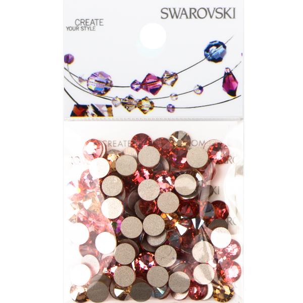 Swarovski Rose Dynasty 2088 SS16 Flat Back Mix - 144 pcs