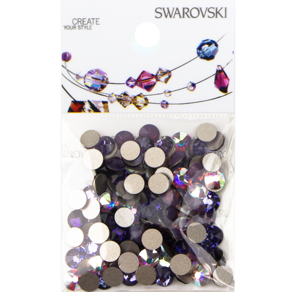 Swarovski Royal Treatment 2088 SS20 Flat Back Mix - 144 pcs