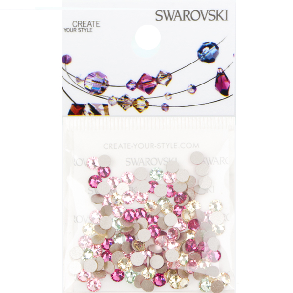 Swarovski Springtime Breeze 2088 SS12 Flat Back Mix - 144 pcs