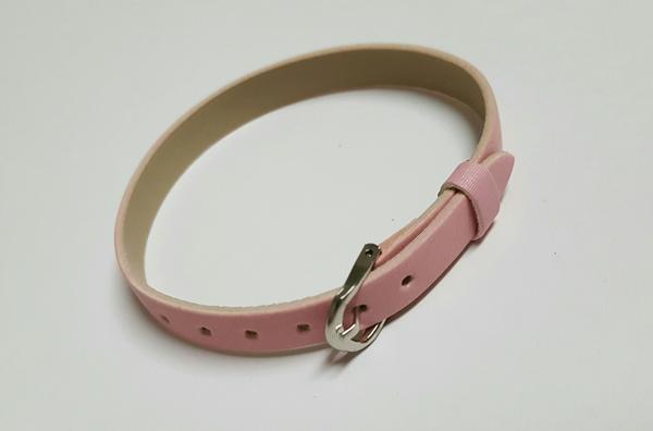 Satin Charm Bracelet for 8mm Rhinestone Letters