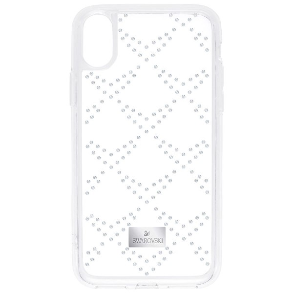 new style 72e72 3f5e8 Swarovski Collections Hillock Smartphone Case with integrated Bumper,  iPhone® X, Transparent