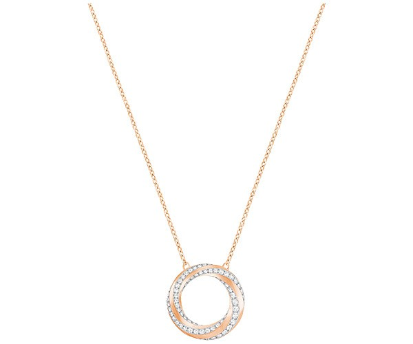 Swarovski Collection Gold Plated Hilt Necklace