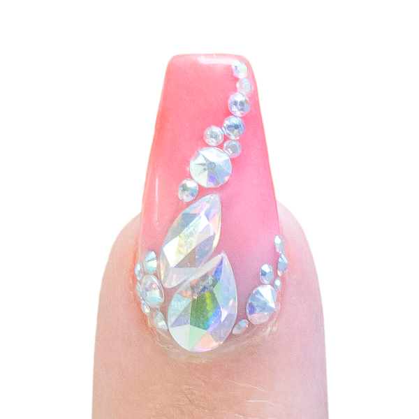 Swarovski Crystals Nail Design Kit 718 Dreamtime Creations