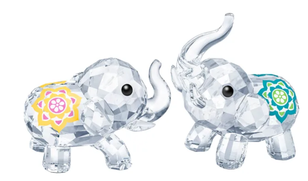 Swarovski Collections Lucky Elephants