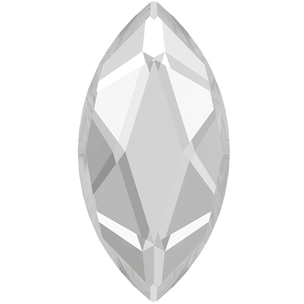 Swarovski 2201 Marquise (Navette) Flat Back Crystal 14x6mm