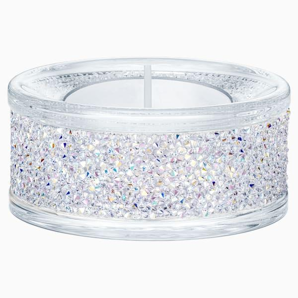 Swarovski Collections Shimmer Tea Light Holders, Crystal AB