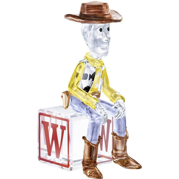 Swarovski Collections - Sheriff Woody Figurine