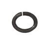 TIERRACAST® Black Jumpring Medium Oval 20g