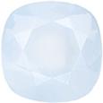 German Square Rhinestones Cushion Cut 12mm Cloud Blue