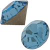 Swarovski 1028 XILION Chaton Aquamarine PP9