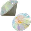 Swarovski 1028 XILION Chaton Crystal AB PP11