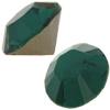 Swarovski 1028 XILION Chaton Emerald PP18