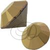 Swarovski 1012 Round Rhinestones pp15 Aurum