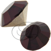 Swarovski 1012 Vintage Round Chaton Garnet PP22
