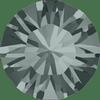Dreamtime Crystal DC 1028 Chaton Black Diamond PP11
