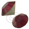 Swarovski 1012 Vintage Round Chaton Ruby SS19