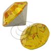 Swarovski 1028 XILION Chaton Sunflower PP21