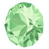 Swarovski 1028 XILION Chaton Chrysolite PP32