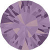 Swarovski 1028 XILION Chaton Cyclamen Opal PP9