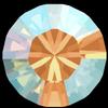 Swarovski 1028 XILION Chaton Light Colorado Topaz Shimmer PP7